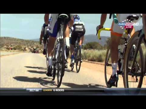 Tour of California 2014- HD Stage 6 - Santa Clarita  ›  Mountain High