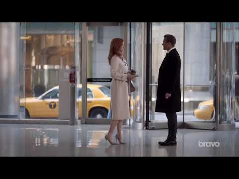 Suits season 7 Donna asks harvey for partnership