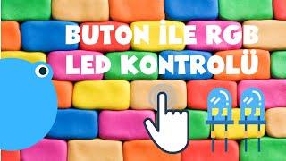 BaloonKit - Butonlar ile RGB LED Kontrolü