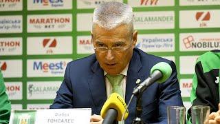 Фабрі Гонсалес: «У нас було достатньо моментів, щоб перемогти»