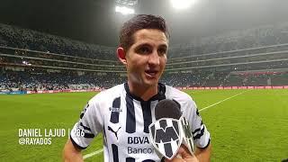 El Comentario Rayado con Daniel Lajud tras su debut en Liga.