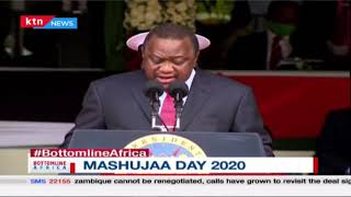 Kenyans and leaders mark Mashujaa day fete | Bottomline Africa