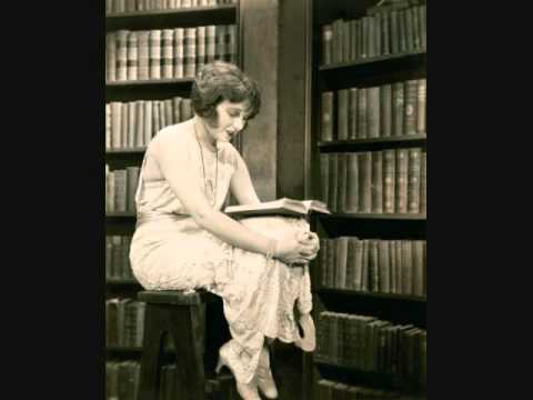 Tribute to Corinne Griffith: Want a Little Loving