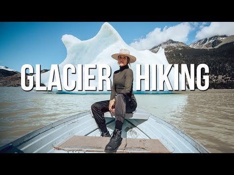GLACIER HIKING ON CANADA'S LARGEST ICEBERG