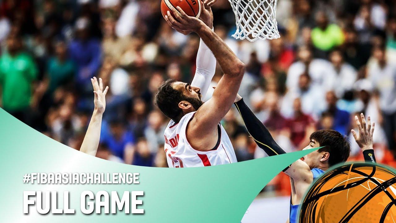 Iran v Korea - Full Game - Final