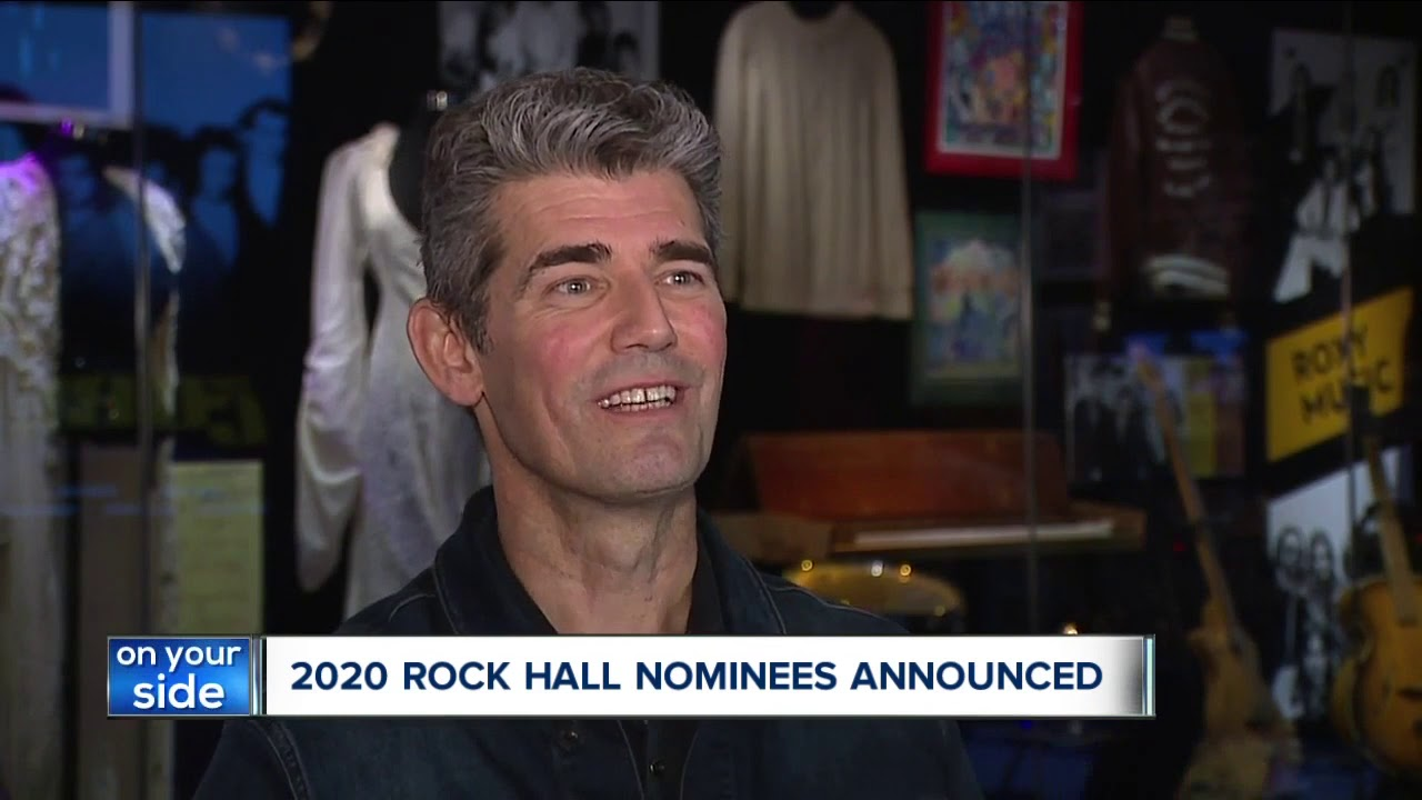 Rock & Roll Hall of Fame 2020: Nominees announced