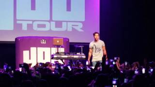 One Dance by Drake and Hasta el Amanecer by Nicky Jam Mashup by Alex Aiono| LIVE