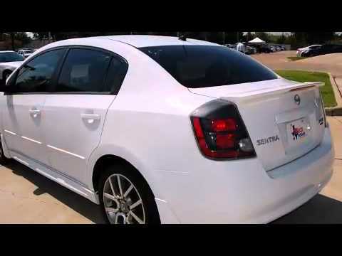2007 Nissan Sentra SE-R Spec V Sedan in Grapevine, TX ...