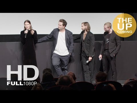 In a Relationship talk with Dree Hemingway, Michael Angarano at Tribeca Film Festival 2018