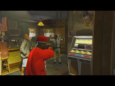 GTA 5 Roleplay - 10 - The End Of The Swedish Fish Man (Criminal)