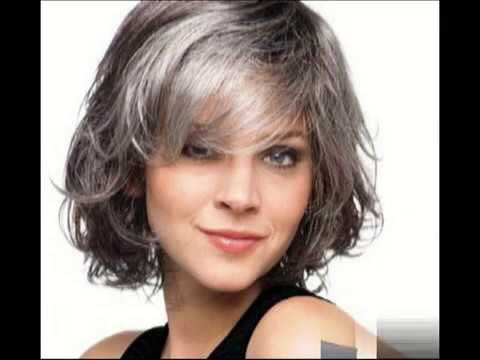 20 Respectable Yet Modern Hairstyles for Women Over 50 - YouTube