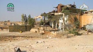 TELAM 20160806 Siria Alepo Ataque Academia Militar