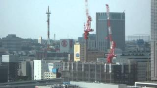 横浜三井ビルディング_建設経過(2010年09月13日)