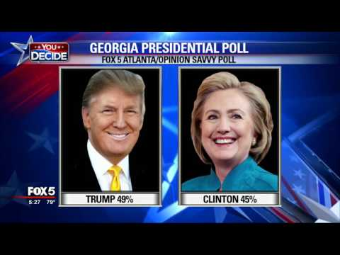 FOX 5 Poll: Trump leads GA, Isakson avoids runoff