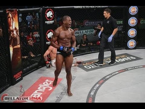 Will Brooks calls out Eddie Alvarez:  Wants other half of the title belt NOW!
