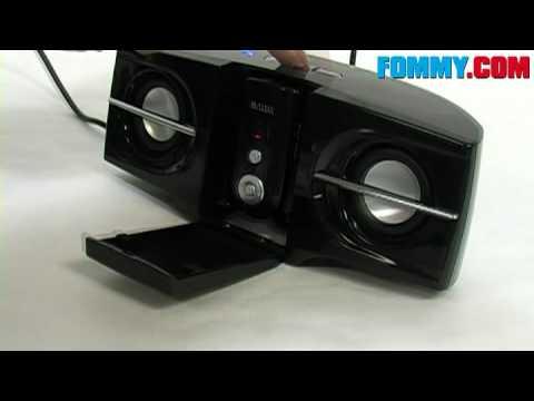 altec lansing t515 bluetooth speaker system review youtube rh youtube com