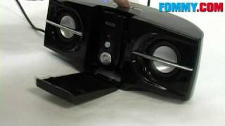 Altec Lansing T515 Bluetooth Speaker System-Review