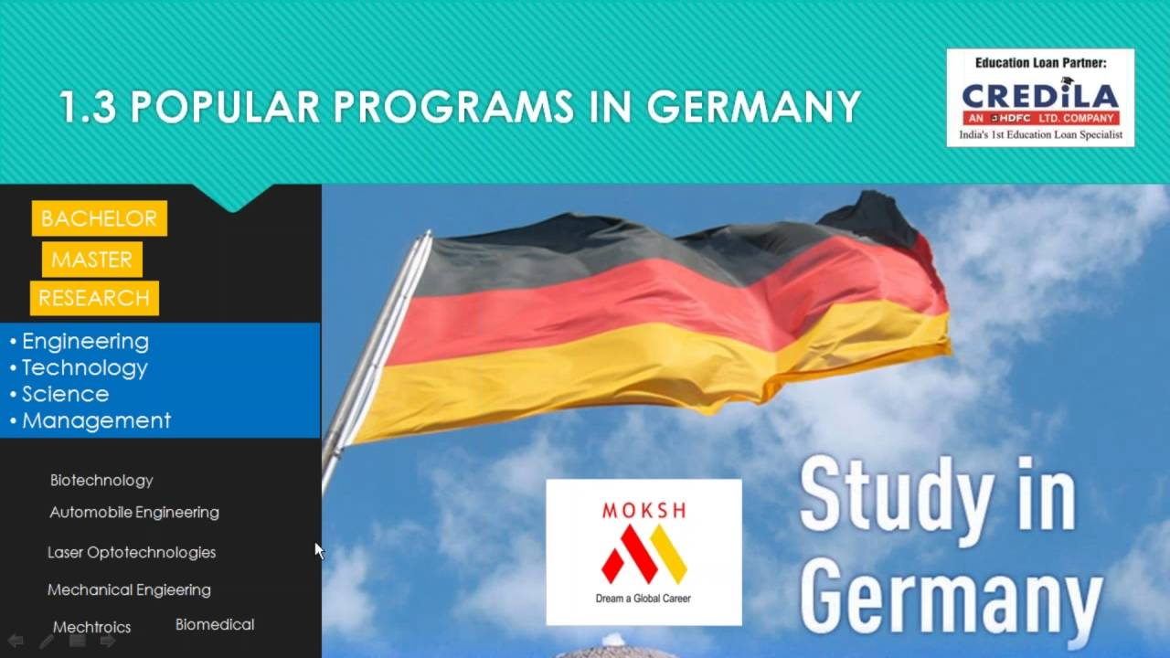Study in Germany for free| Things You Need to Know|Moksh