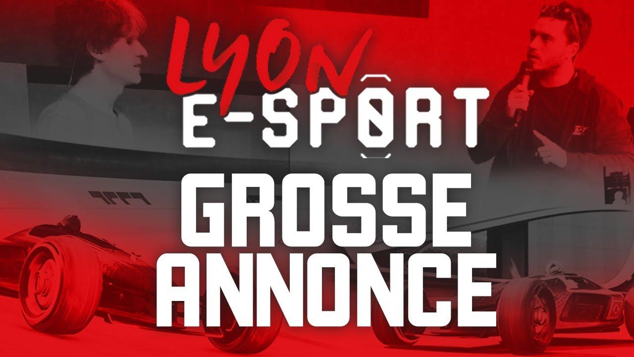Annonce du nouveau Trackmania (Lyon e-Sport 2020) - ZeratoR