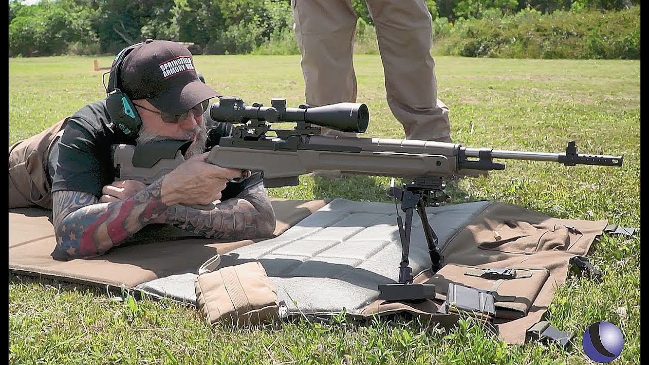 M1A in 6 5 Creedmoor for Long Range Shooting | Guns & Gear S10