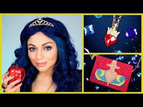 Disney Descendants  Evie DIY Costume Tutorial   Charisma Star