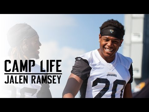 Out Of Bounds - Jalen Ramsey
