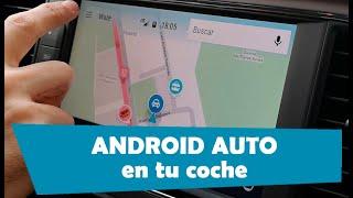 Android Auto en tu coche
