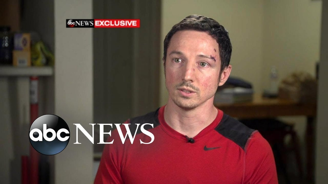 Man describes how he stopped shooter in Florida yoga studio
