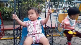 Thế Giới Trẻ Thơ Kids Channel| Em Bé Đáng Yêu Dễ Thương Ngộ Nghĩnh Tập 42