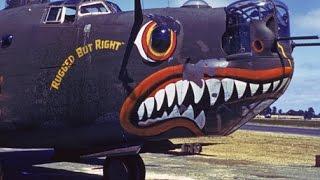 color world war ii b 24 nose art eighth air force
