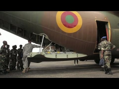 Airborne Rigger Training in Cameroon (HD)