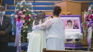 Funeral Held For 7-year-old Shot On Fourth Of July