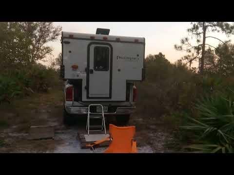 Camping Southwest Florida