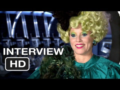 The Hunger Games - Elizabeth Banks Interview (2012) HD Movie