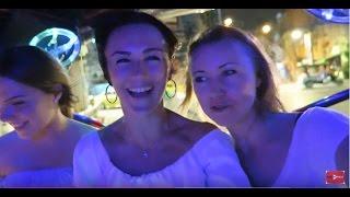 Цепляемся за жизнь в Таиланде 😂 Такси в Таиланде! Бангкок такси
