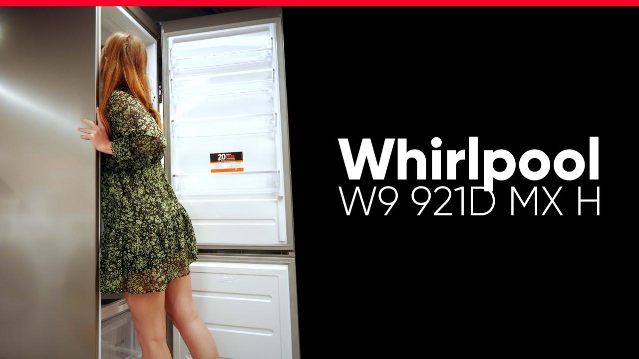 Обзор Whirlpool W9 921D MX H. Eldorado.ua