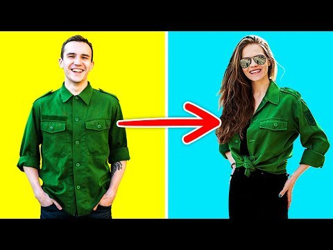 20 CLOTHING HACKS THAT ARE ABSOLUTELY BRILLIANT