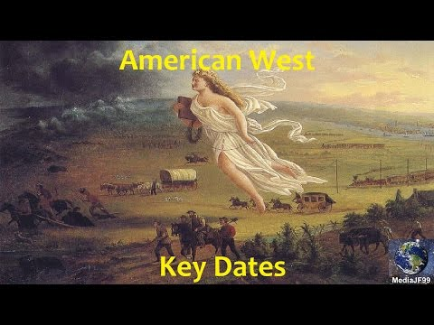 Key Dates for American West (GCSE Revision Video)
