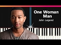 John Legend One Woman Man