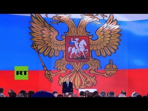 Discurso annual de Vladímir Putin ante la Asamblea Federal de Rusia (2018 EN ESPAÑOL)