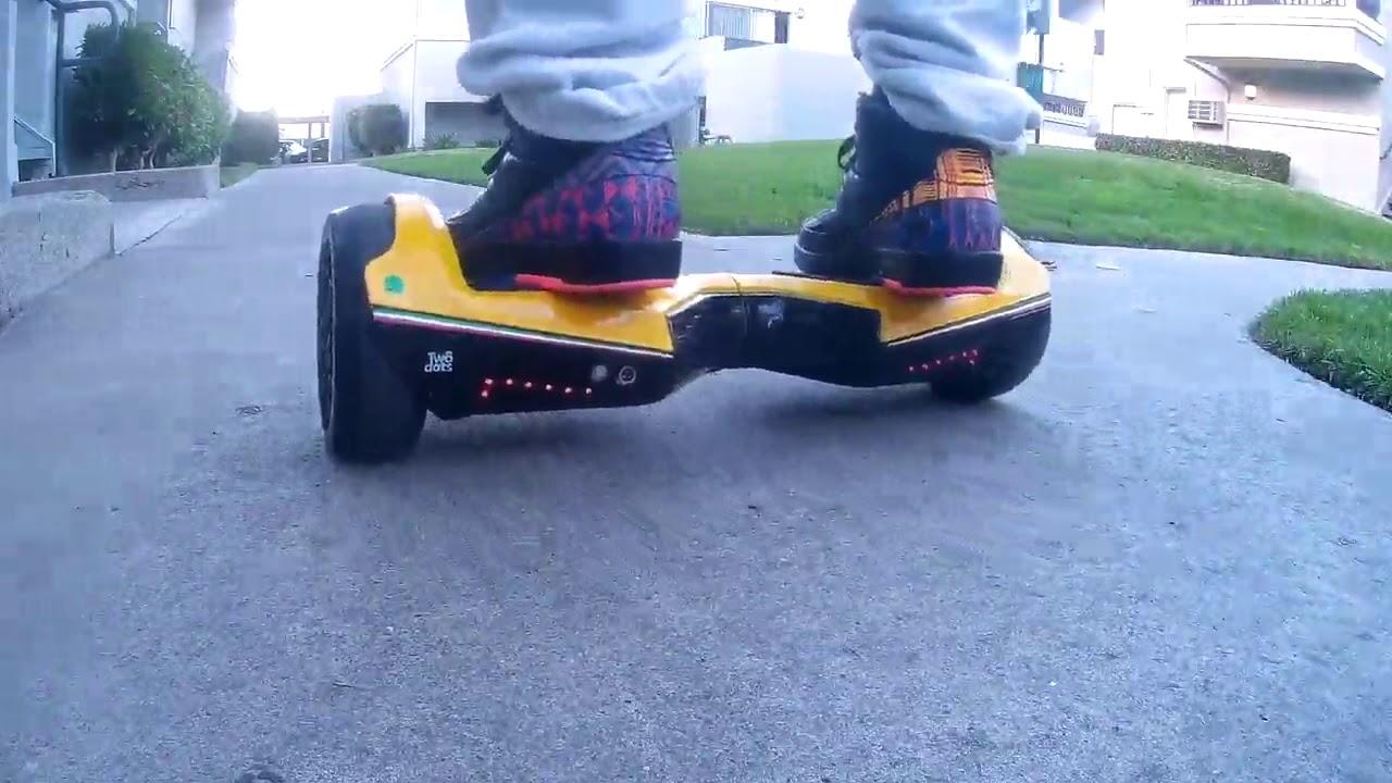 LAMBORGHINI Off Road Hoverboard , Happy Customer Review