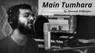 Main Tumhara Dil Bechara Studio Version   Cover   A.R. Rahman   Jonita Hriday   Unplugged  