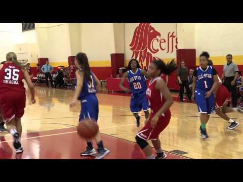 Greater Houston Girls Basketball All-Star Game