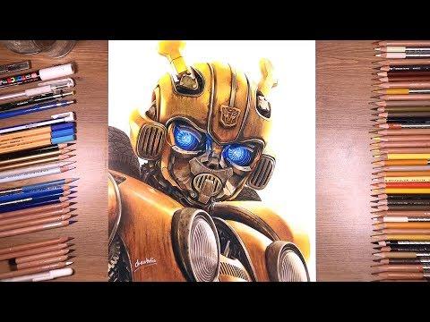 Drawing Bumblebee | drawholic
