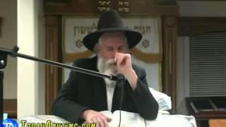 Rabbi Mordechai Aderet Achrei mos and Kedoshim 2009 04 27