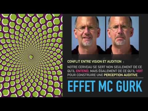 L'effet Mc Gurk
