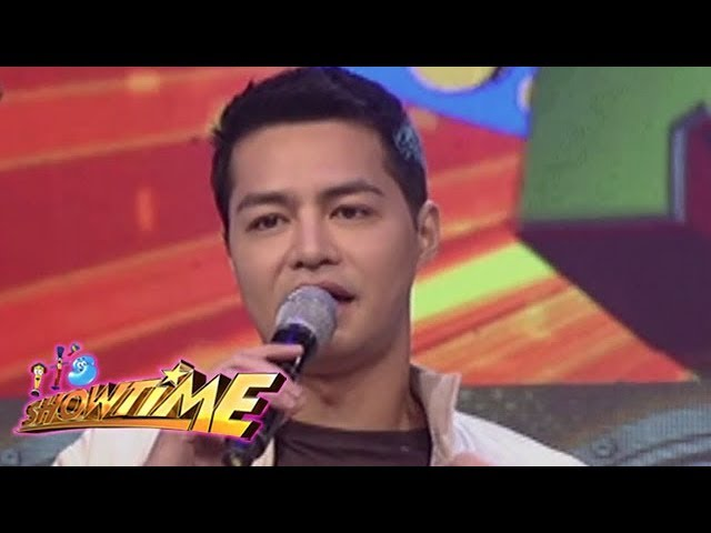 It's Showtime Cash-Ya: Zanjoe Marudo's messege to Vice Ganda