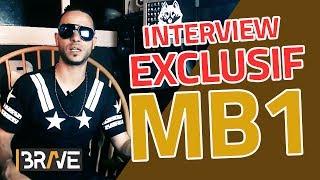 Interview exclusif avec MB1 | كون بقا ديزي دروس هنا كون دار فراشة يبيع فيها كاسكيطات - #MeetTheBrave