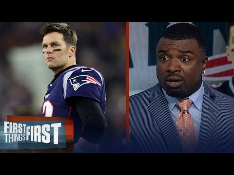 Belichick sees Brady as stopgap — Pats won't pay top dollar — Westbrook   NFL   FIRST THINGS FIRST