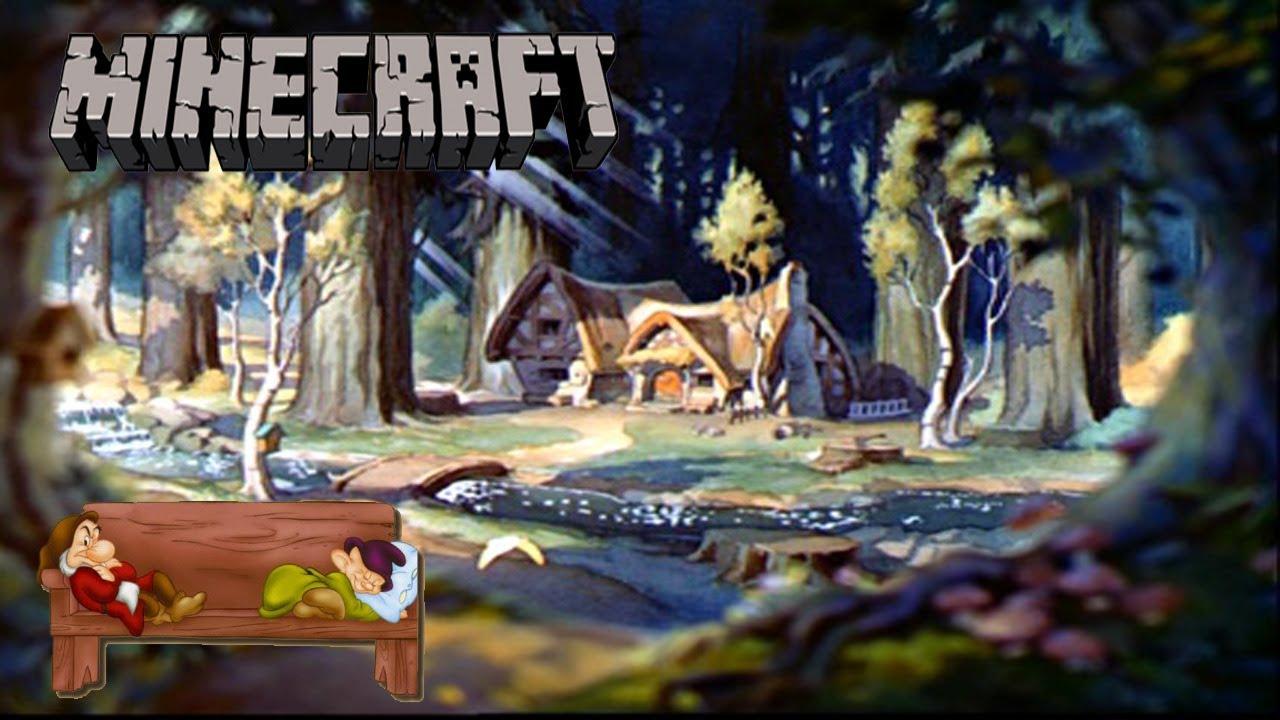 Minecraft  Mods de Terror  A Casa dos Sete Anes  YouTube